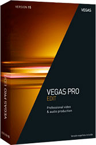 Magix Vegas Edit Pro 15 WIN Download Version